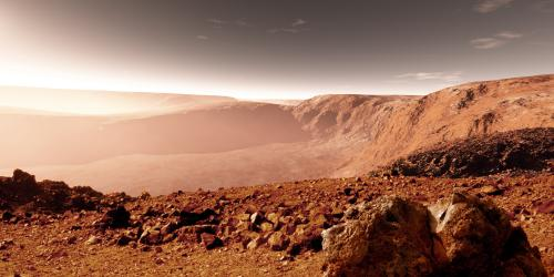 The best selling show: Is there life on Mars?